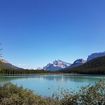Foto Waterfowl Lake Campground