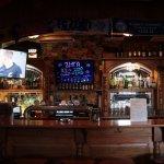 Shamrock Irish Bar - serving bar