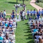 Wedding ceremony!