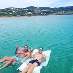 Boat trip around the islands of Paros