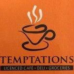 Foto de Temptations Cafe