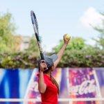 Court de Tennis avec nos coachs