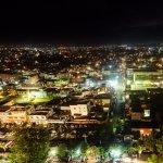 Vue sur la ville d'Antananarivo