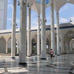 Abdul-Aziz-Shah-Moschee Foto