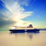 P&O Ferries - Larne To Cairnryan