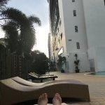 Pattaya Discovery Beach Hotel Foto