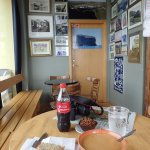 lobster soup lunch at Bryggjan in Grindavik