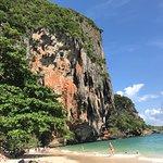 PhraNang Cave Beach Foto