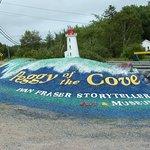 Peggy Of The Cove ภาพถ่าย