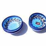 Painted Fayence Bowls (Deep)