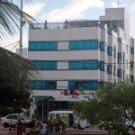 Foto de Atlântico Praia Hotel