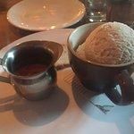 Affogato with Bailey's Irish Cream Gelato
