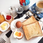 Enjoy a variety of Breakfast Sets from 8AM (Tuesday to Sunday)
