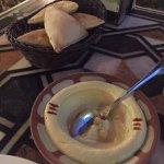 Hummus at Beirut