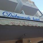 Frount of hotel