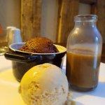 Bar Menu Sticky Toffee Pudding