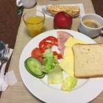 Breakfast at M-Hotel