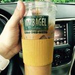 WM Bagel cold cup tumbler souvenir!!