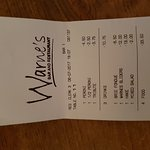 Photo of Warne's Bar & Restaurant