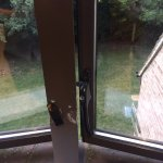 Damaged Window Locks