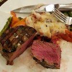 Steak, Potato and Veg