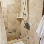 Unique shower control system