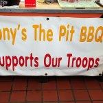 Foto di Tony's The Pit Bar-B-Q
