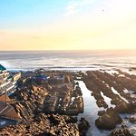 Spectacular Oceanfront location - Right on the edge of the African continent