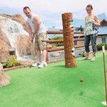 Enjoy 36 holes of Adventure Golf between 2 challenging courses.