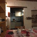 Kichenette suite Alpages