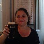 Guinness at O'Sheas