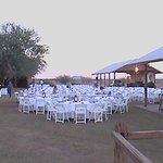 Outdoor venue for small and large events