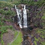 Photo de Skjervsfossen Waterfall