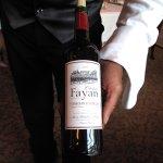 The Lafayette @ Hay-Adams - Bordeaux blend
