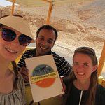 Great time with Cairo Overnight Tours