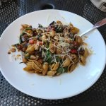 Short Rib Pasta with veggies and cheese