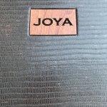 Menu Cover For Joya Restaurant - Palo Alto, CA