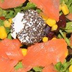 """Salmon & Company"" Salad"