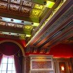 St Regis Washington DC - Lobby architectural details
