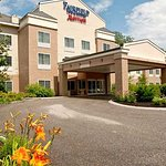 Foto de Fairfield Inn & Suites Brunswick Freeport