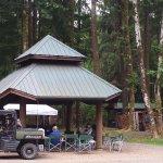 Huckleberry Lodge Cabins Foto