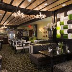 10below Restaurant and Lounge offers an eclectic array of healthy, locally sourced fare.