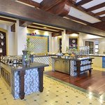 Hacienda Kitchen - Buffet