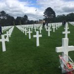 Normandy American Cemetery and Memorial. 14710 Colleville-sur-Mer, France