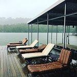 Foto de Beaver Lakefront Cabins