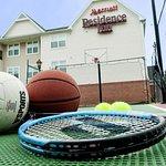 Sport Court – Tennis/Volleyball