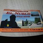 Photo of El Nublo Grill Restaurant