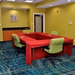 Broadway Meeting Room – Hollow Square Setup