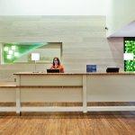 Holiday Inn Gwinnett Center Front Desk