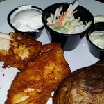 Beer Battered Cod on Friday for Fish Fry